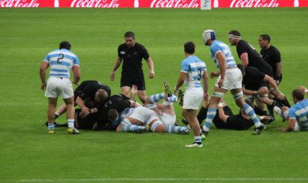 Projet de jeu rugby U16