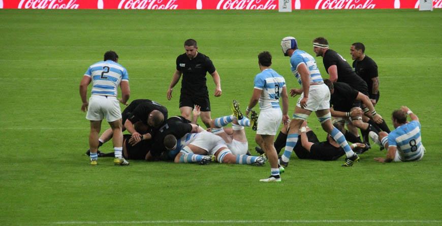 Projet de jeu rugby