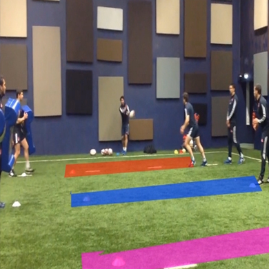 exercices vidéos passes rugby